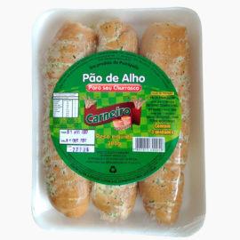 Pão de Alho Carneiro